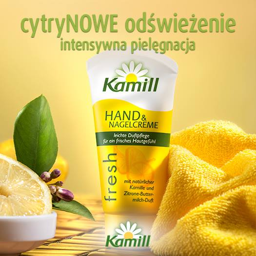 PR Kamill fresh