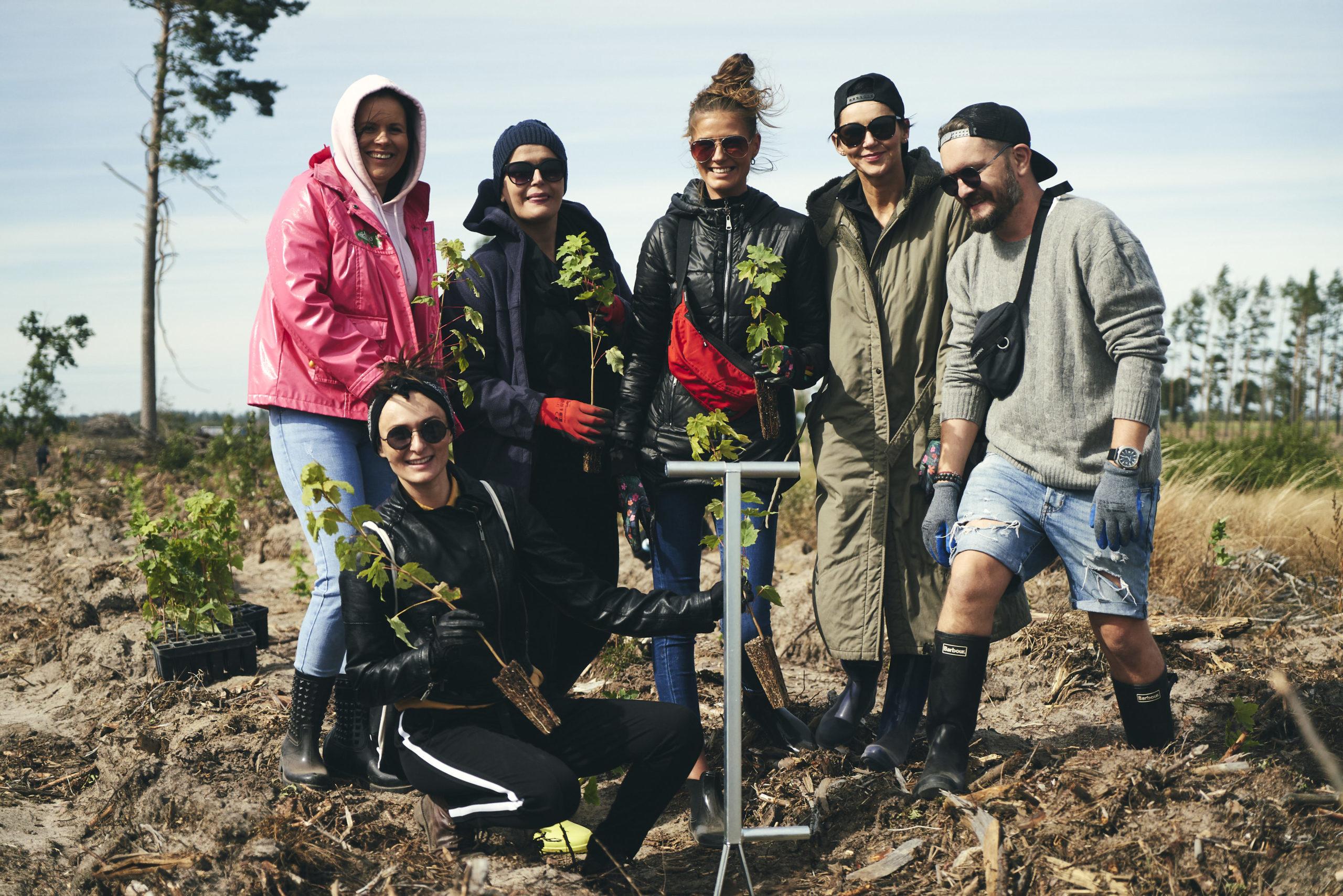 Fryzjerzy Davines po raz kolejny zasadzą drzewa w Borach Tucholskich. Społeczność skupiona wokół włoskiej marki mobilizuje swoje siły w związku z 5. edycją akcji Dzień […]